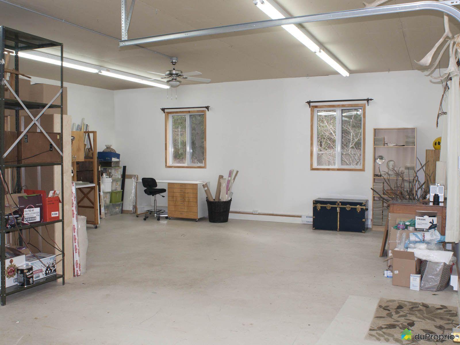 Maison vendre st jean de matha 55 rue des fleurs immobilier qu bec dupr - Atelier a vendre montreal ...