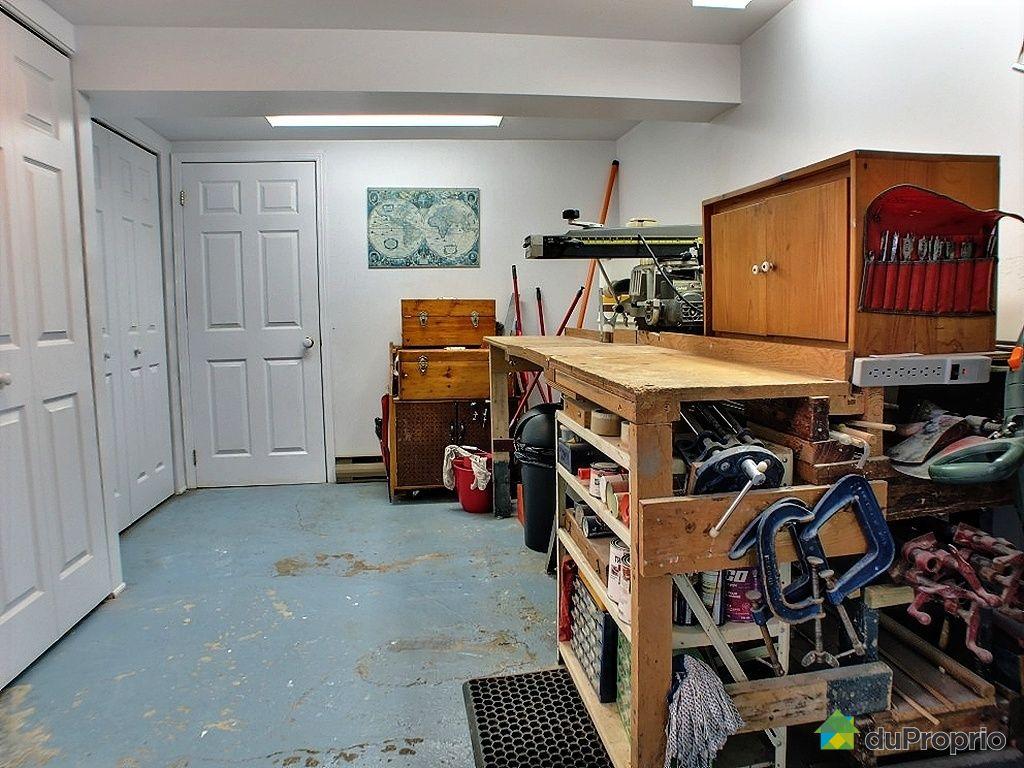 Maison vendu montr al immobilier qu bec duproprio 415668 - Atelier a vendre montreal ...