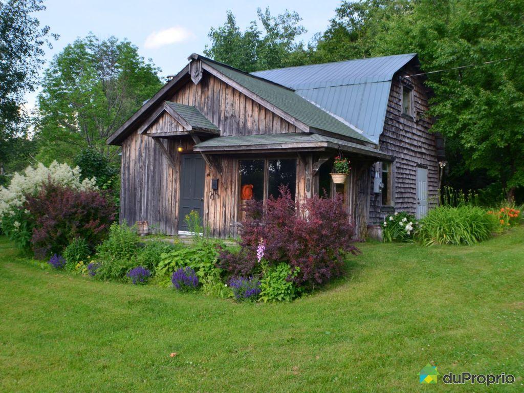 Maison vendre canton de hatley 65 route 143 for Acheter maison quebec