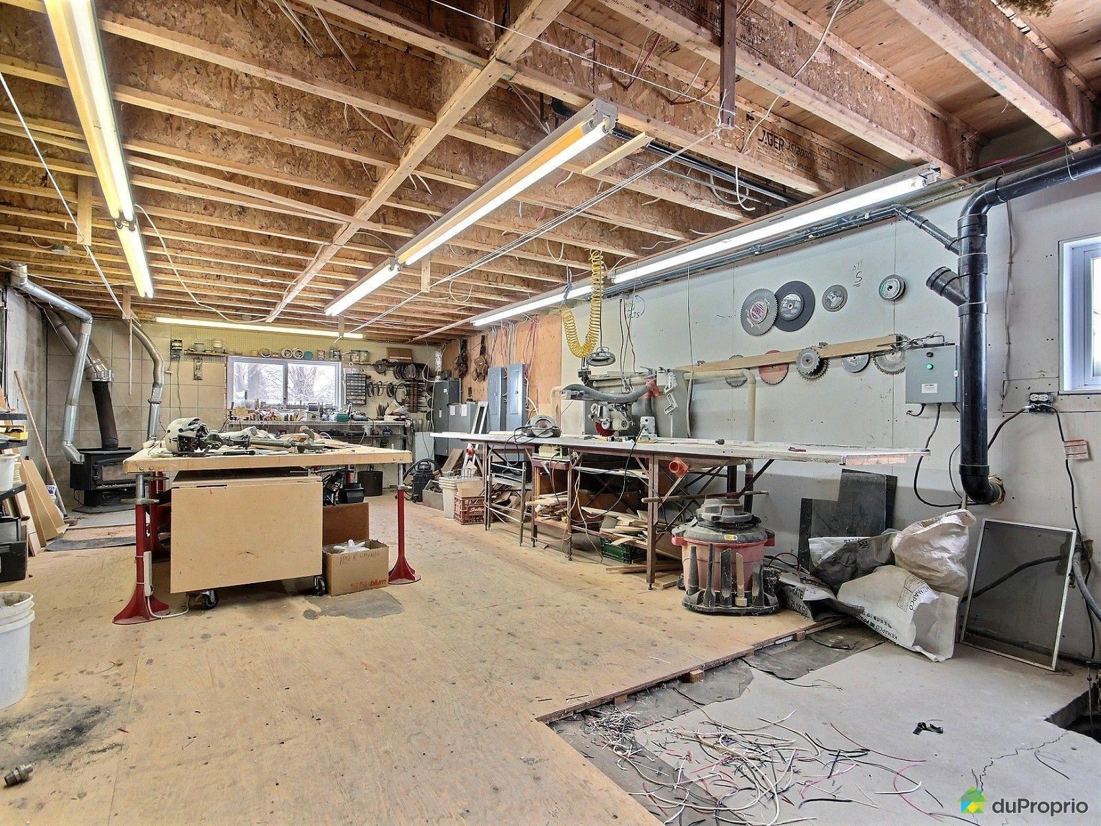 Maison vendu st aime immobilier qu bec duproprio 572564 - Atelier a vendre montreal ...