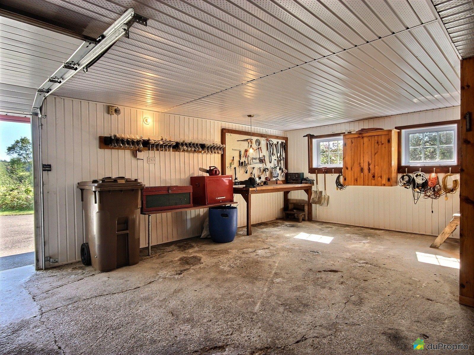 Maison vendu tingwick immobilier qu bec duproprio 410274 for Garage desaffecte a vendre