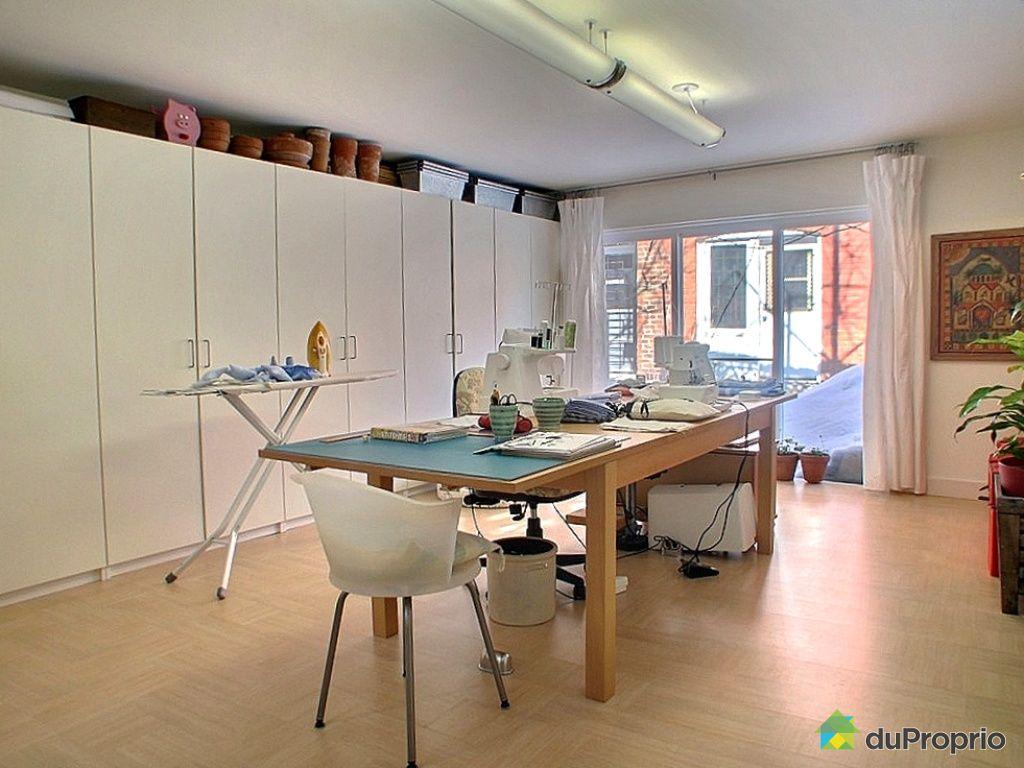 Maison vendu montr al immobilier qu bec duproprio 234784 - Atelier a vendre montreal ...