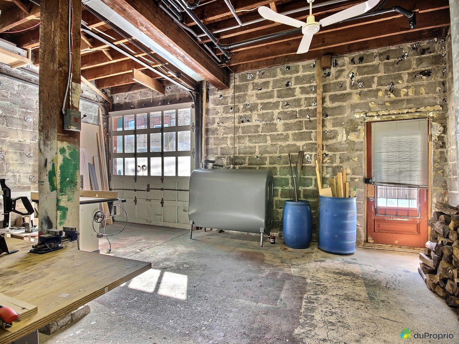 Maison vendu montr al immobilier qu bec duproprio 485639 - Atelier a vendre montreal ...