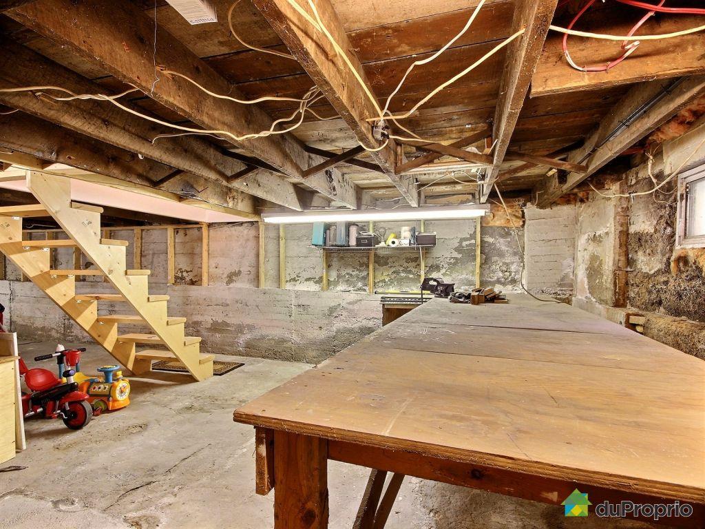 Maison vendu montr al immobilier qu bec duproprio 540425 - Atelier a vendre montreal ...