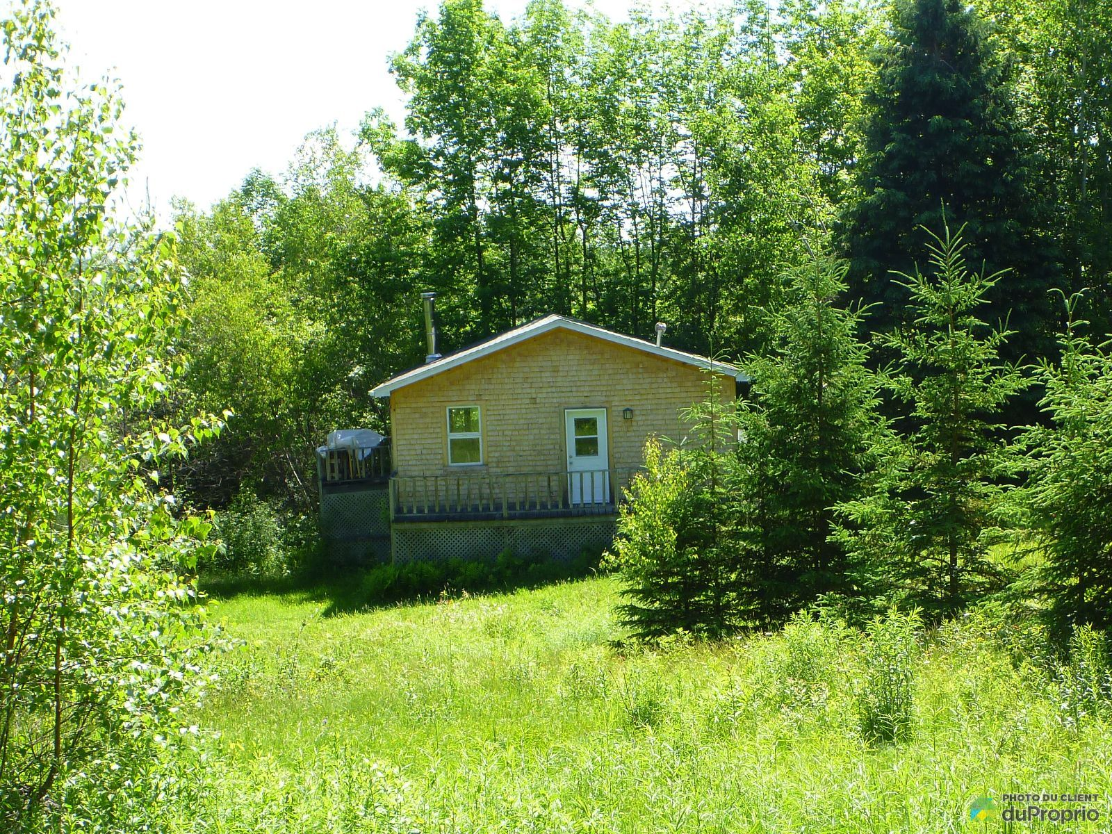 Fermette vendre cleveland 307 chemin spooner pond for Autre jardin quebec