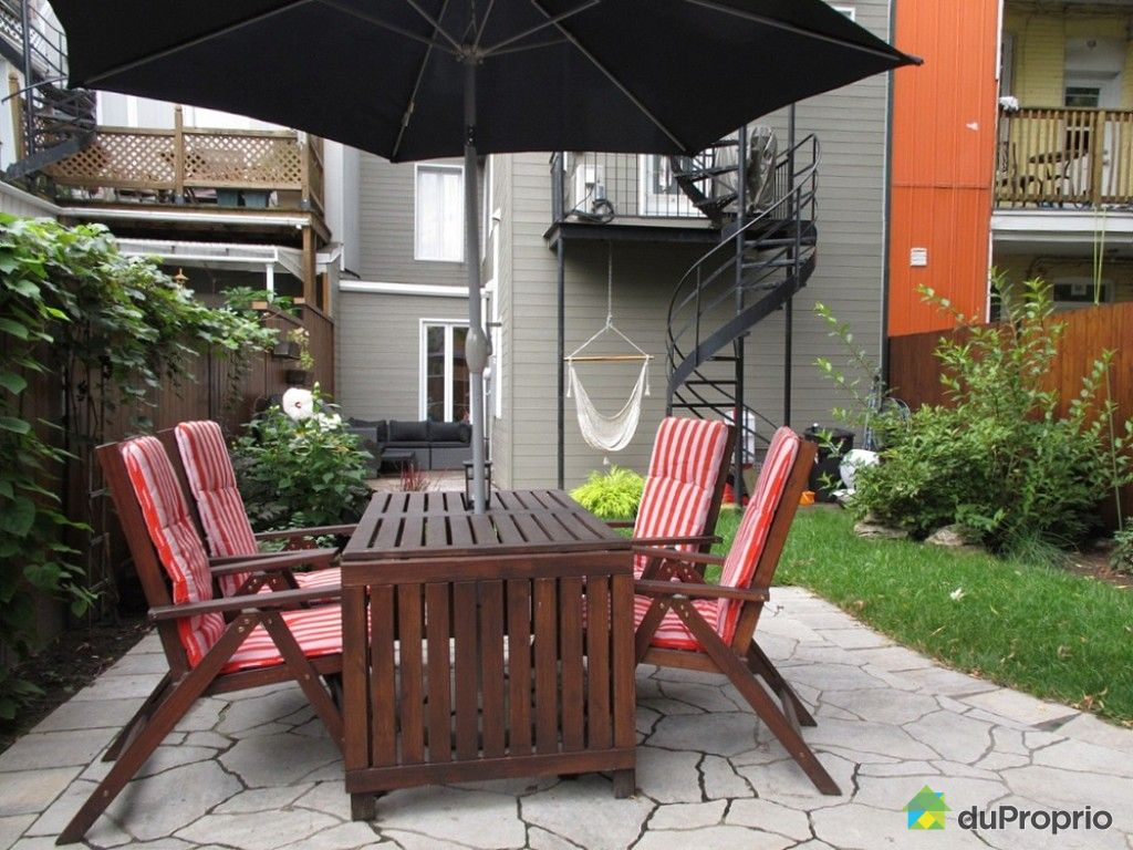 Condo sold in montreal duproprio 443261 for Piscine radiant quebec