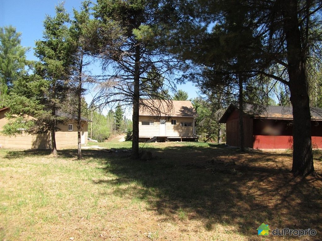 Chalet For Sale In Kazabazua 22 Rue Langlois Duproprio
