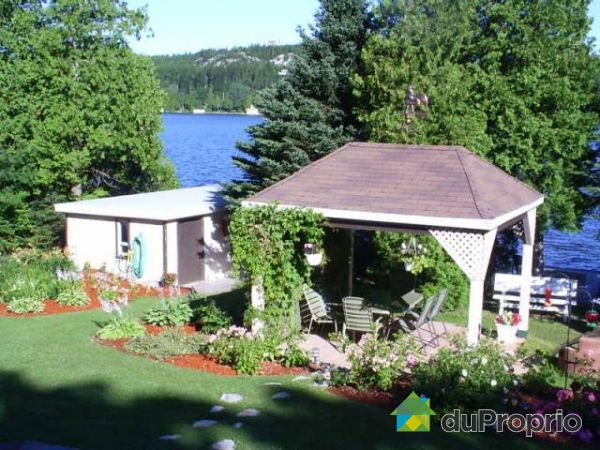 Chalet Sold In Lac Trois Saumons Duproprio 61178