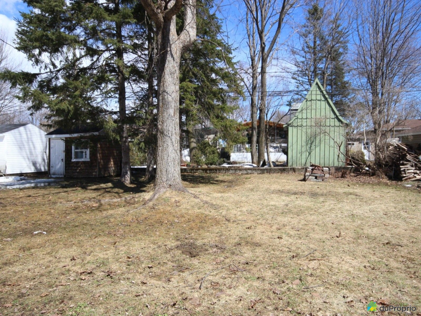 Ultimate Backyard Rink : House for sale in Duberger, 3090 rue SaintHubert  DuProprio  586398