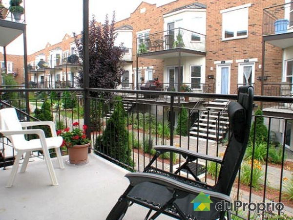 Condo sold in montreal duproprio 199426 for Claude robillard piscine