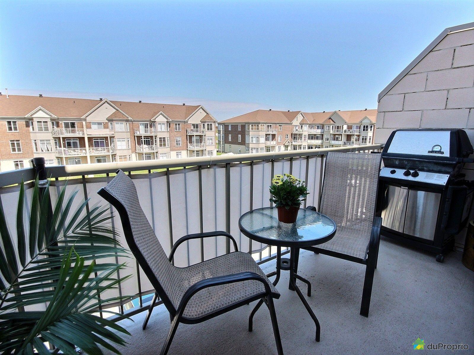 Condo for sale in brossard 307 5980 rue corneille for Balcony upgrade