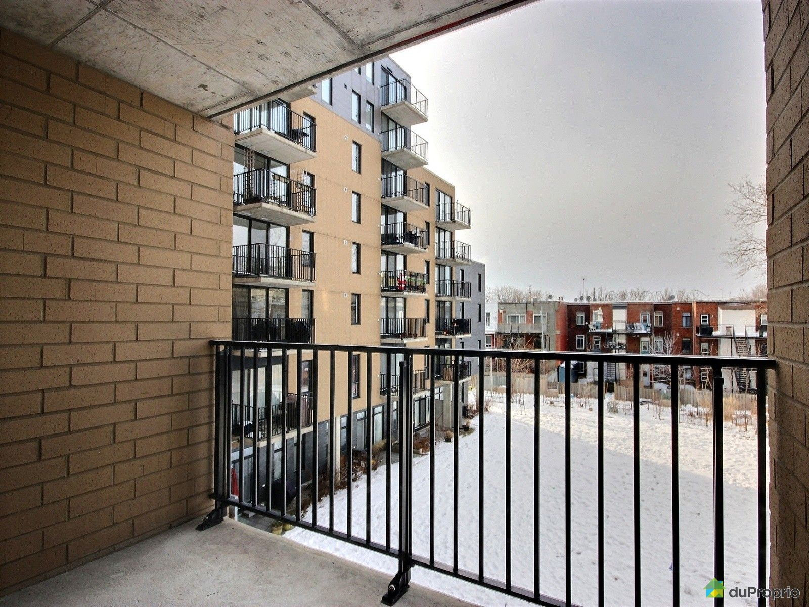 Condo for sale in Montreal 303 680 rue de Courcelle DuProprio  #886743