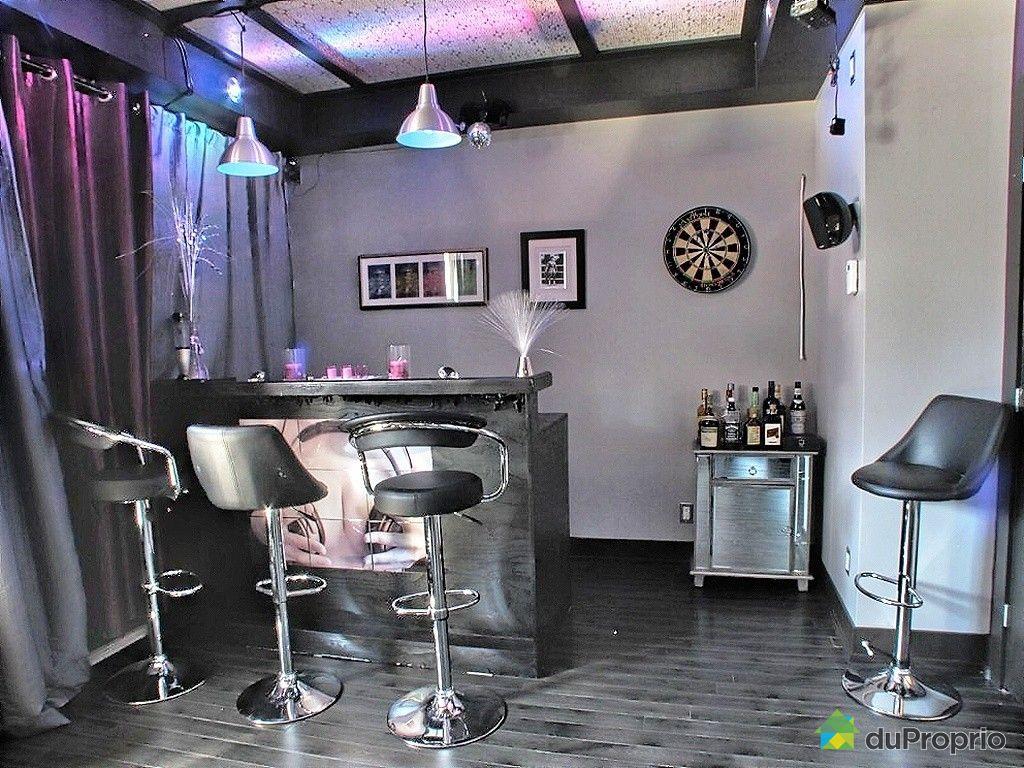 Maison vendu chambly immobilier qu bec duproprio 444767 for Bar sous sol maison