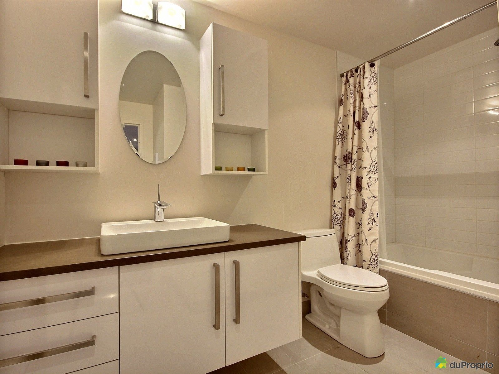 Condo for sale in montreal 502 8635 rue lajeunesse for Bathroom furniture quebec