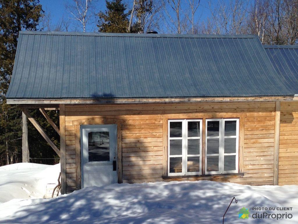Terreà bois vendu Tourville, immobilier Québec DuProprio 694018 # Bois De Chasse A Vendre