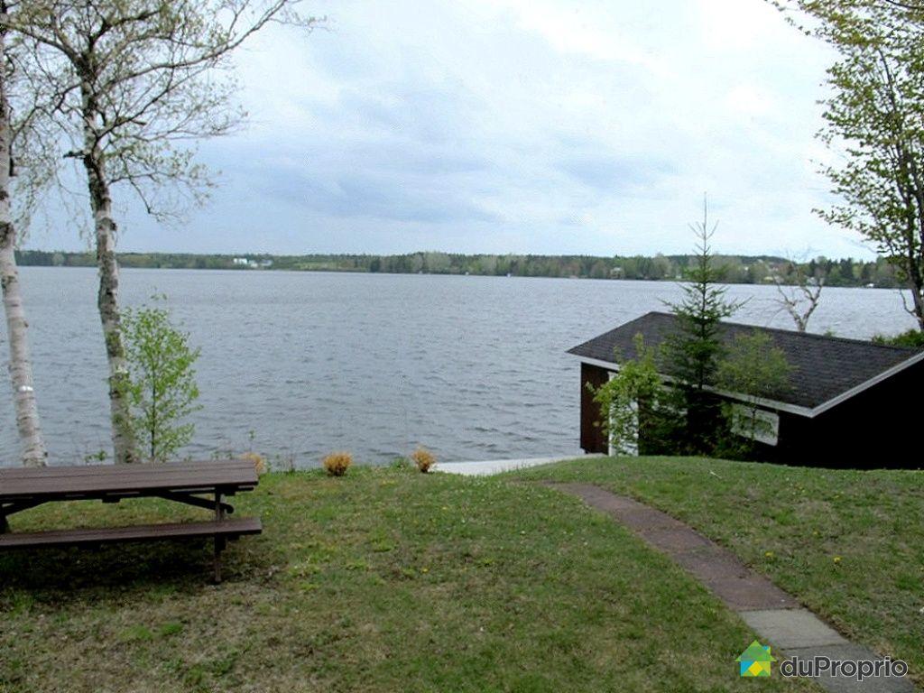 chalet vendre lac drolet 159 chemin boulet immobilier qu bec duproprio 428864. Black Bedroom Furniture Sets. Home Design Ideas