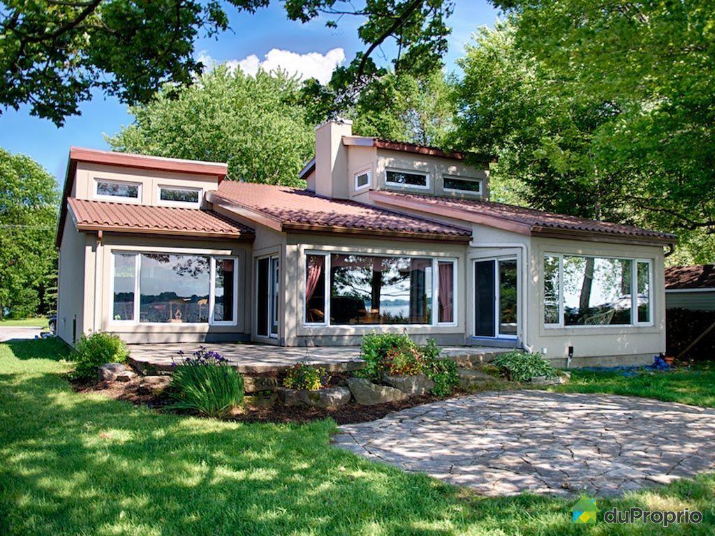 Maison vendre venise en quebec 559 avenue de la pointe for Acheter maison quebec canada
