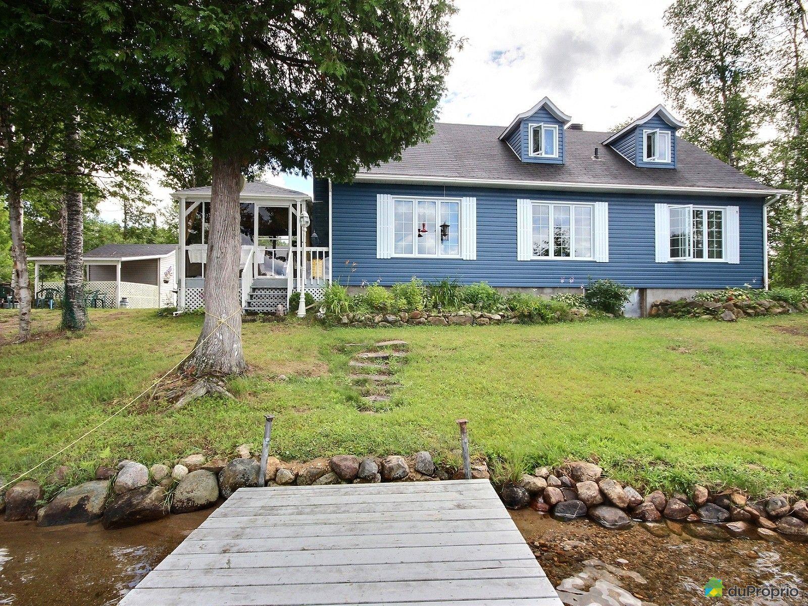 maison vendre ste anne du lac 70 mont e des lacs immobilier qu bec duproprio 630955. Black Bedroom Furniture Sets. Home Design Ideas