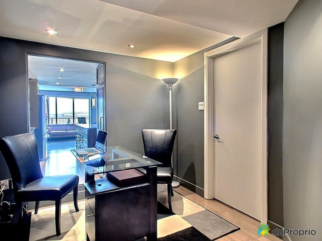Condo vendre brossard 6e 8480 rue saint charles for Bureau brassard