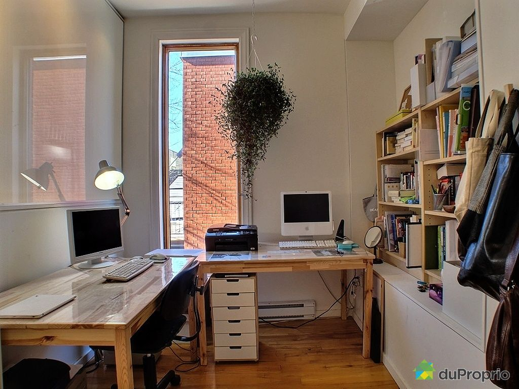 condo vendu montr al immobilier qu bec duproprio 397429. Black Bedroom Furniture Sets. Home Design Ideas