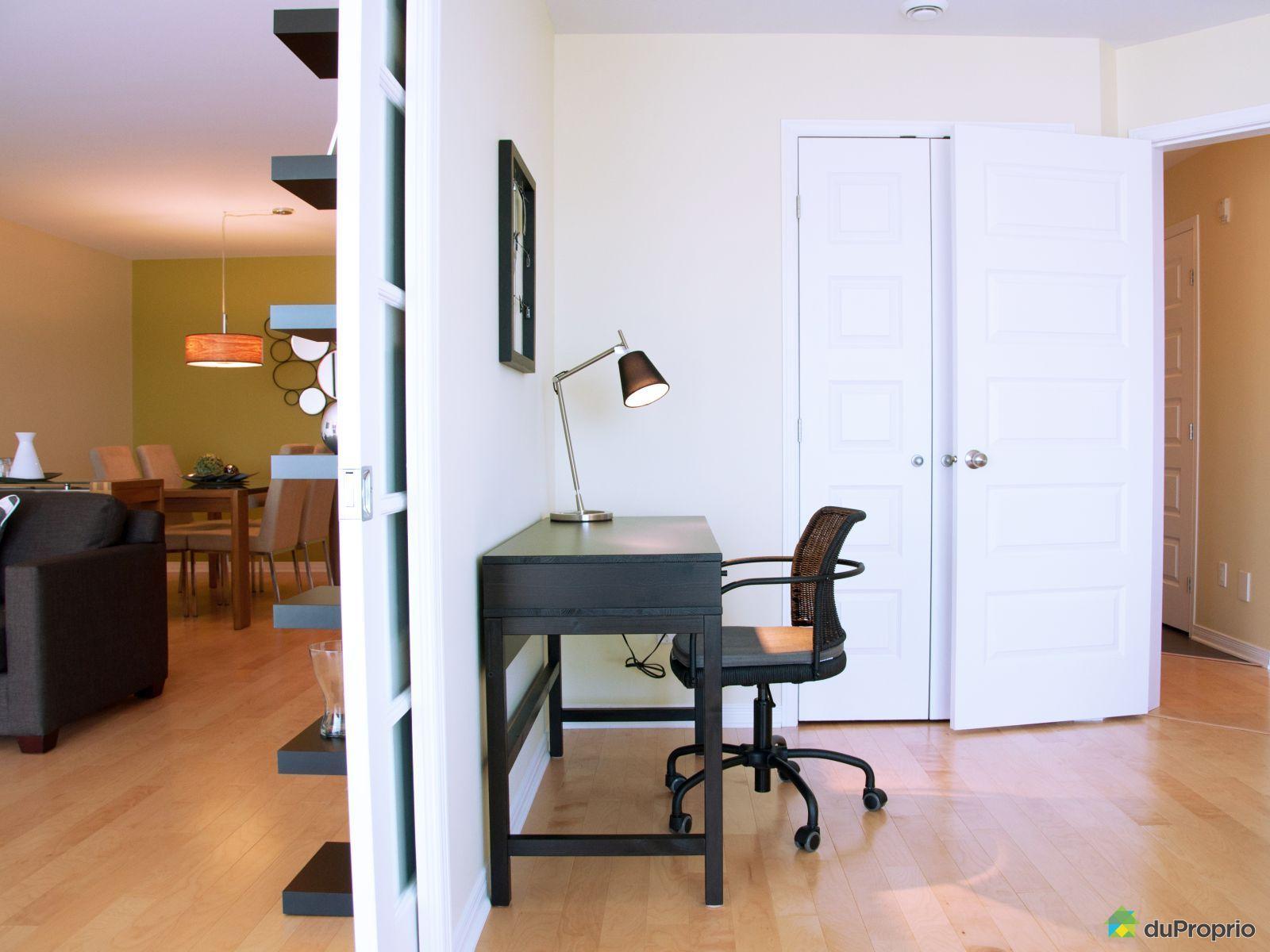 condo neuf vendu mont st hilaire immobilier qu bec duproprio 660428. Black Bedroom Furniture Sets. Home Design Ideas