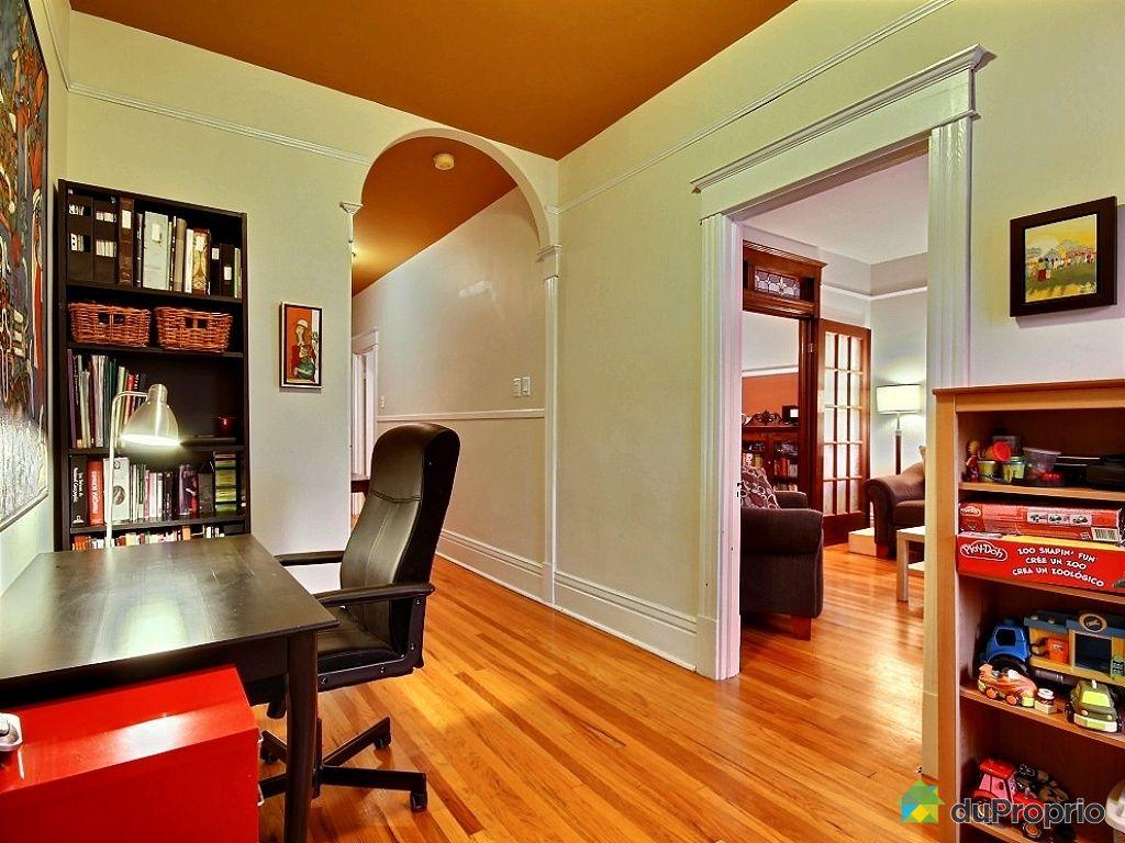 condo vendu montcalm immobilier qu bec duproprio 469027. Black Bedroom Furniture Sets. Home Design Ideas