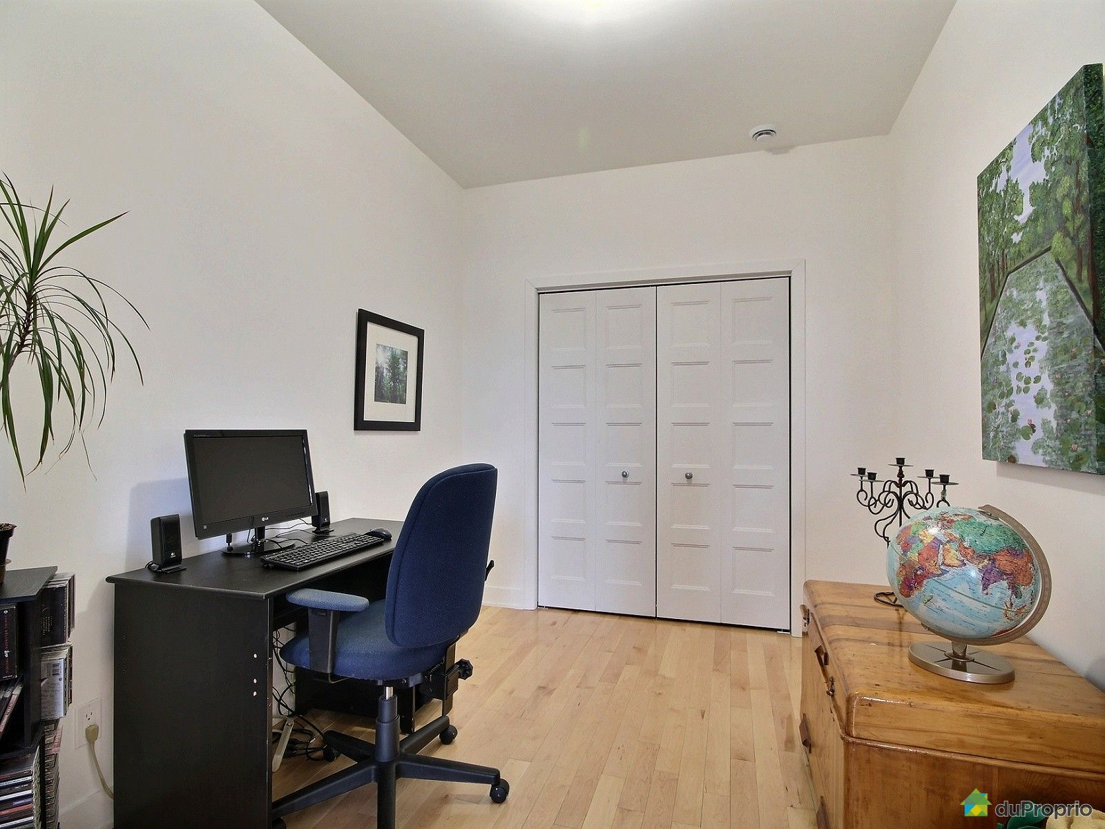 condo vendu montr al immobilier qu bec duproprio 604610. Black Bedroom Furniture Sets. Home Design Ideas