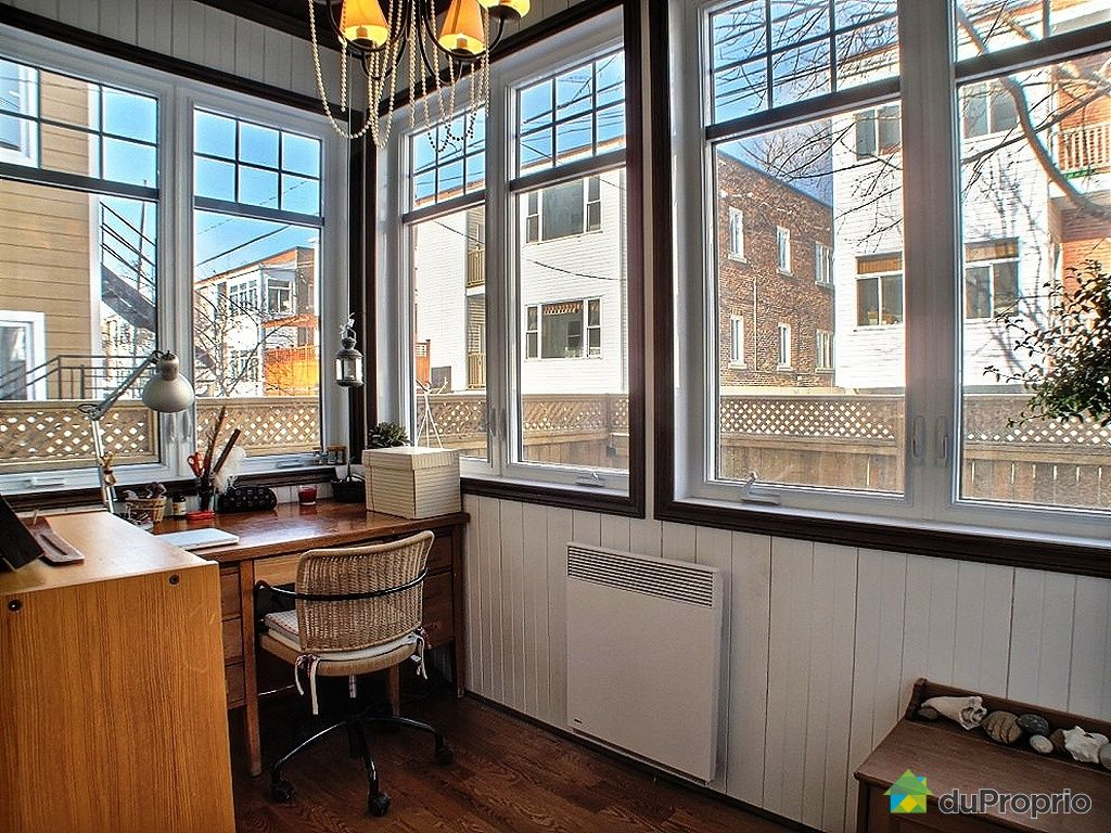 Jumel vendu montr al immobilier qu bec duproprio 305081 for Bureau quebec montreal