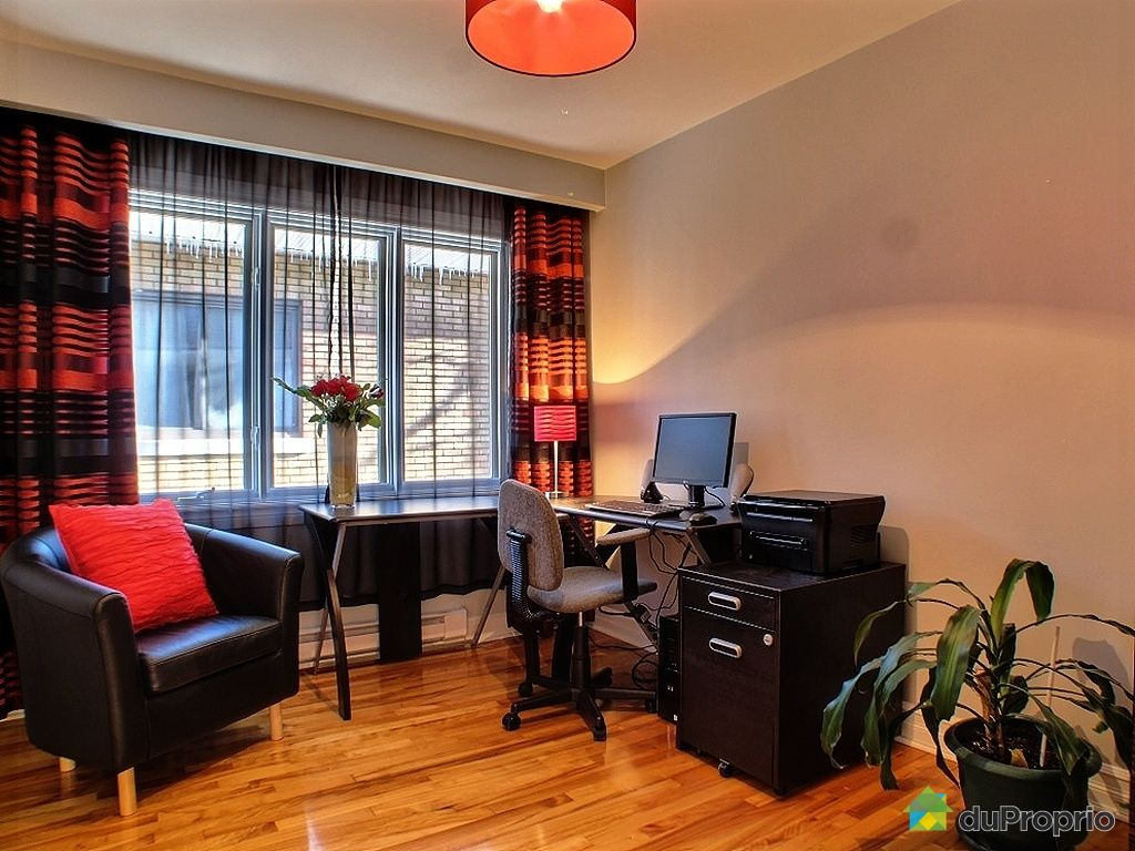 Maison vendu montr al immobilier qu bec duproprio 395686 for Bureau quebec montreal