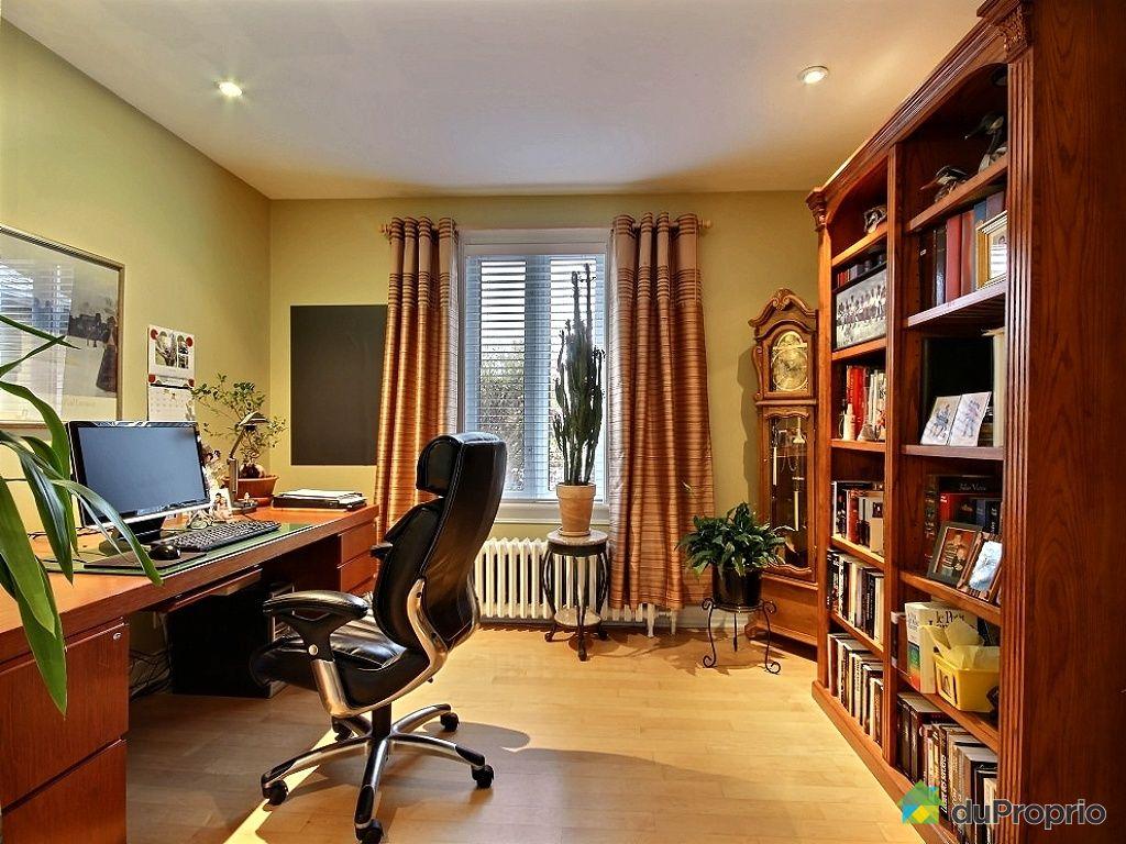 Bureau style anglais - Decoration bureau style anglais ...