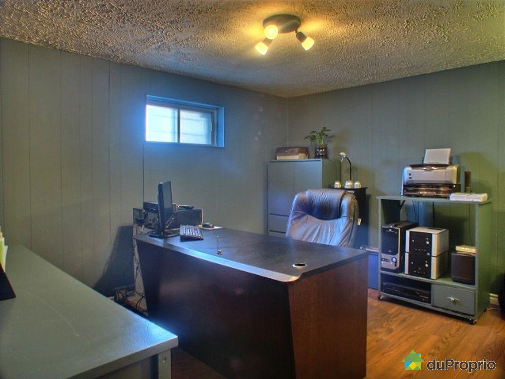 Maison vendu brossard immobilier qu bec duproprio 309470 for Bureau brassard