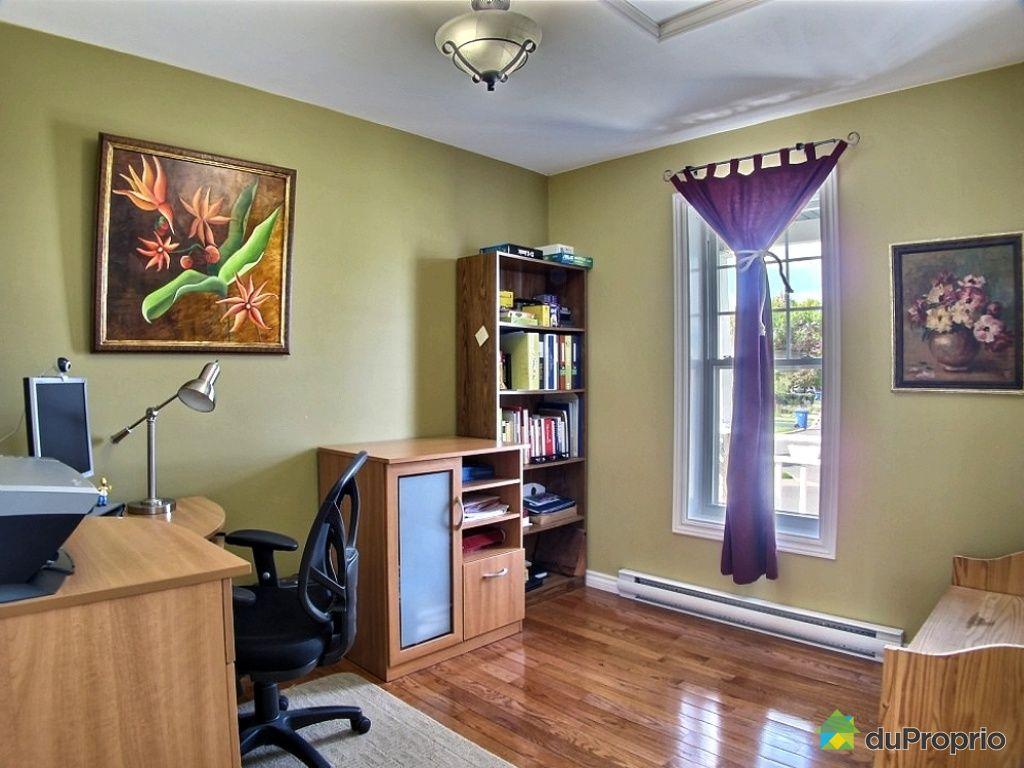 Maison vendu brossard immobilier qu bec duproprio 456390 for Bureau brassard