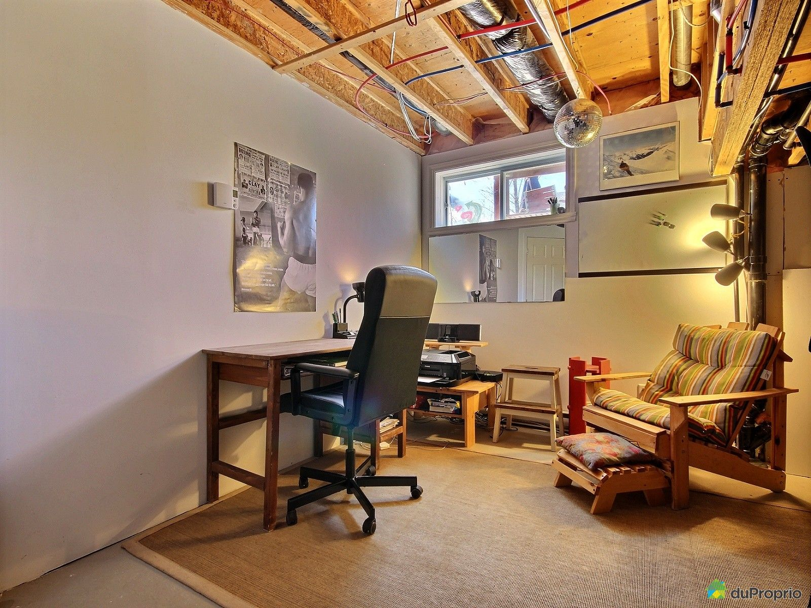 maison vendre st basile le grand 232 rue d 39 le de france immobilier qu bec duproprio 690294. Black Bedroom Furniture Sets. Home Design Ideas