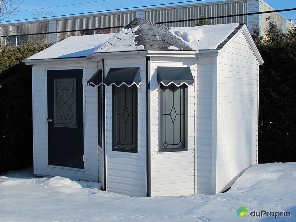Maison vendu drummondville immobilier qu bec duproprio for Cabanon canadian tire
