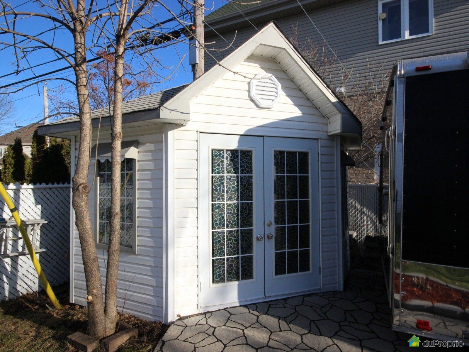 Maison vendu auteuil immobilier qu bec duproprio 566140 for Cabanon maison
