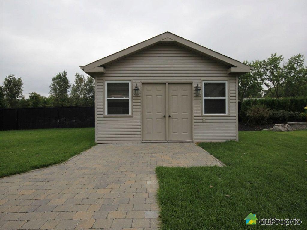 Maison vendu gatineau immobilier qu bec duproprio 455342 for Cabanon maison