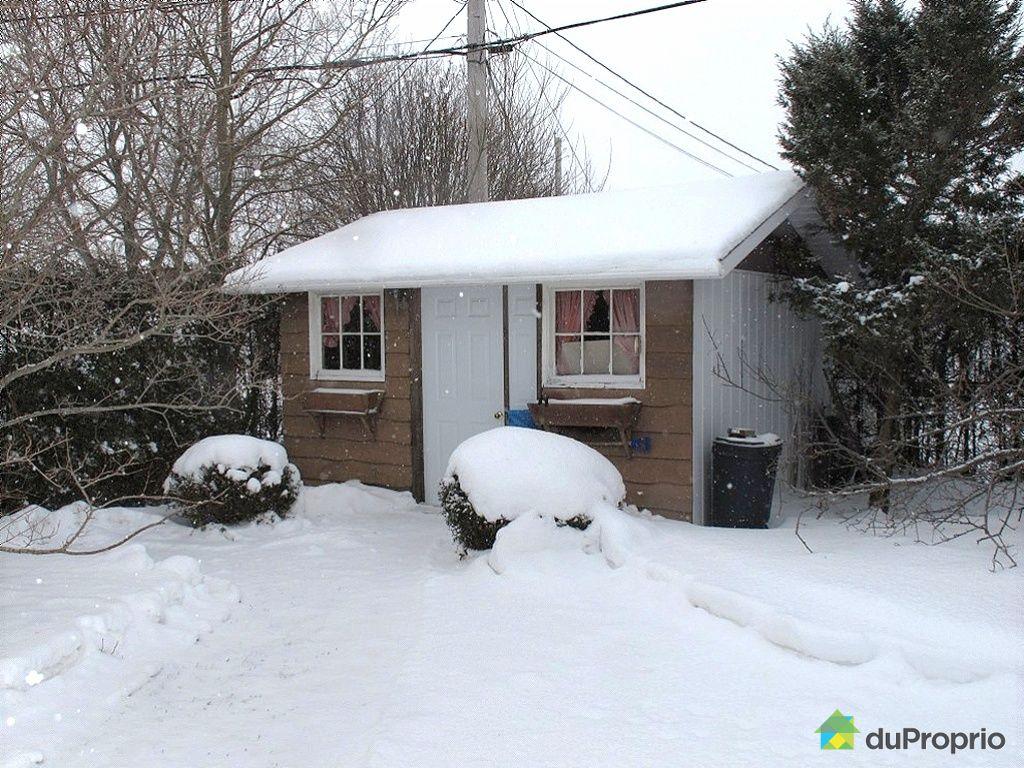 Maison vendu matane immobilier qu bec duproprio 302405 for Cabanon maison