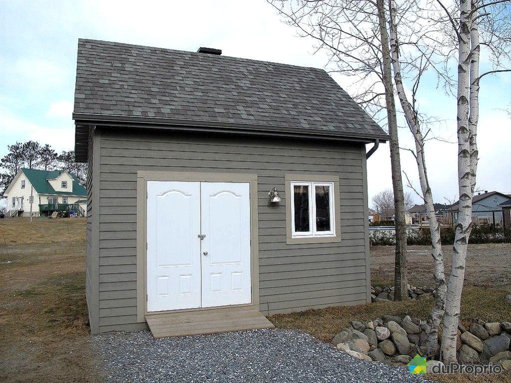 Maison vendu scott immobilier qu bec duproprio 320652 for Cabanon maison