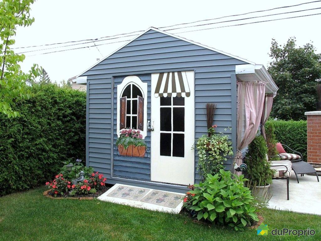 Maison vendre st georges 1290 rue 158e immobilier for Galerie de maison exterieur