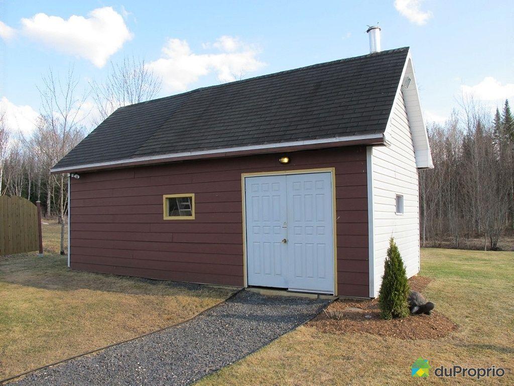 Maison vendu st rene immobilier qu bec duproprio 407678 for Cabanon maison