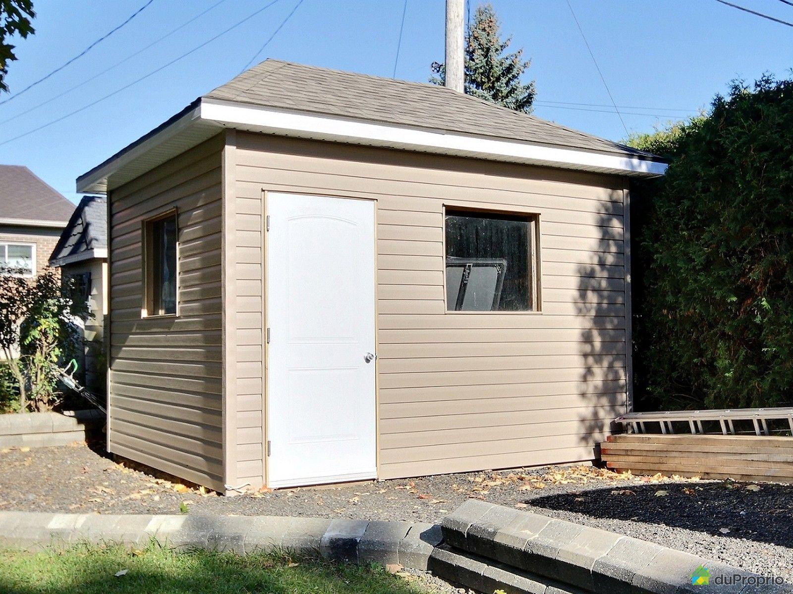 Maison vendu ste foy immobilier qu bec duproprio 554220 for Cabanon maison
