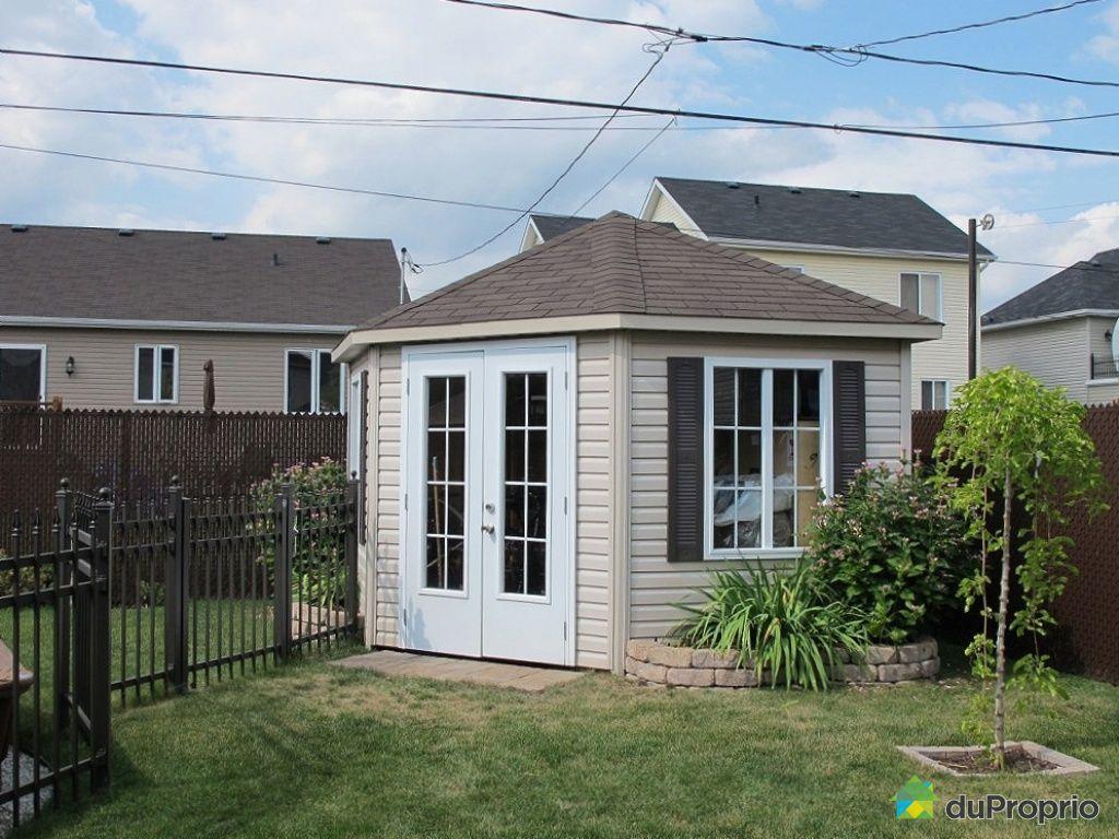 Maison vendre vercheres 122 rue dufilly immobilier for Cabanon maison