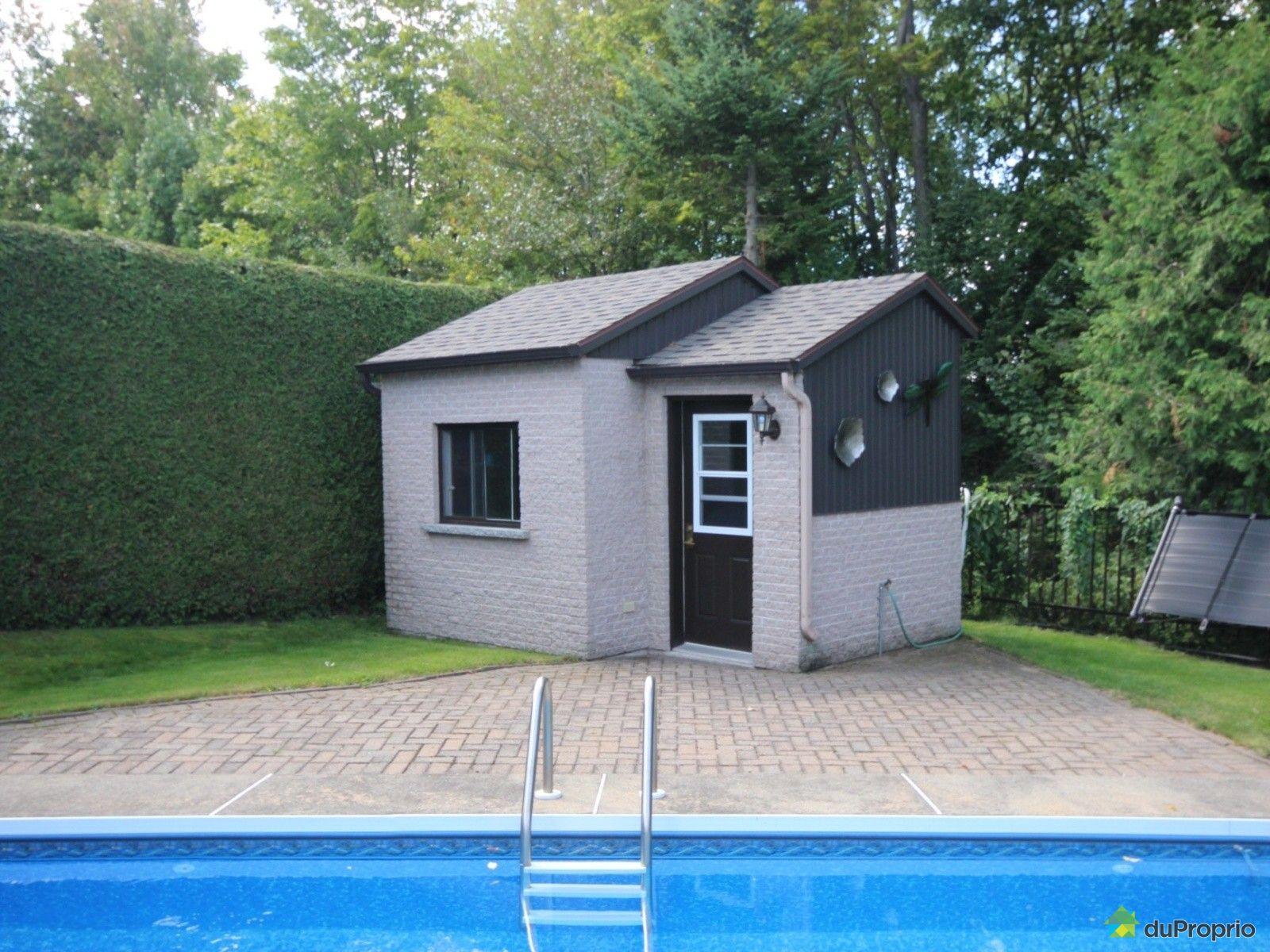 Maison vendu victoriaville immobilier qu bec duproprio for Chauffage piscine quebec
