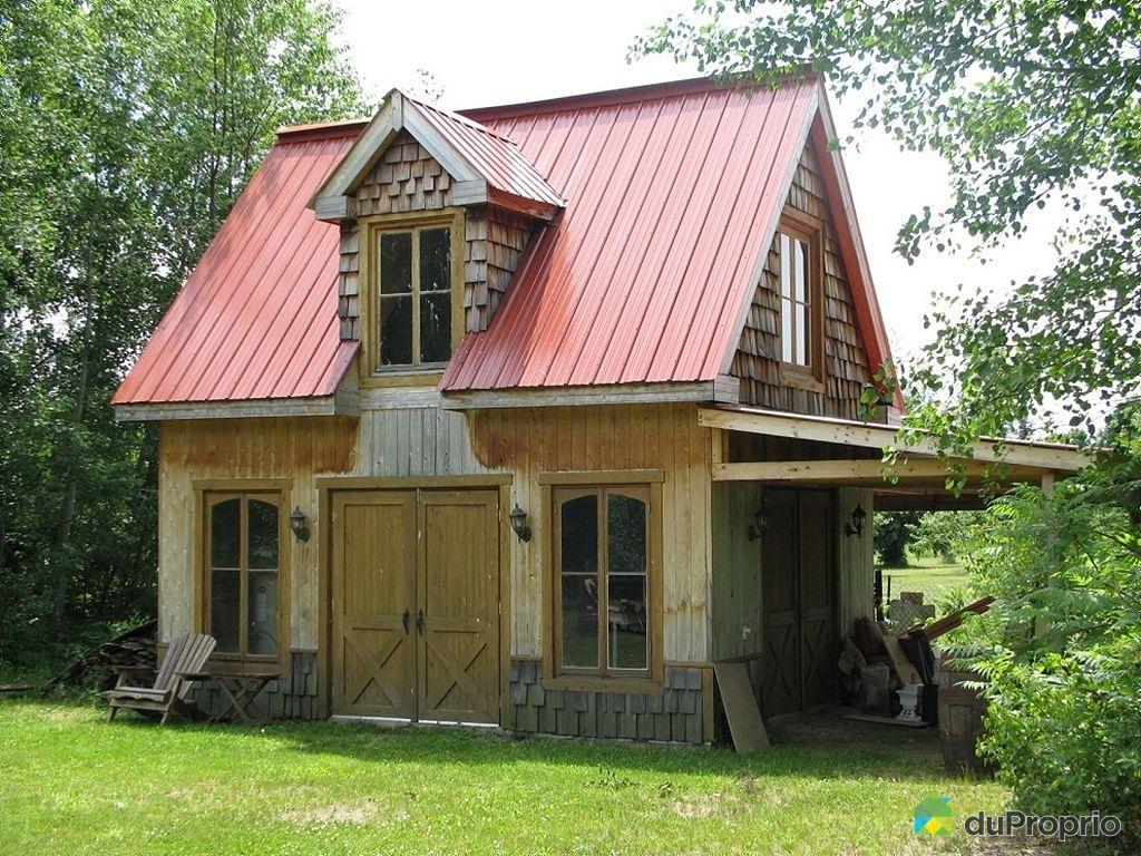 Maison vendu victoriaville immobilier qu bec duproprio for Cabanon maison