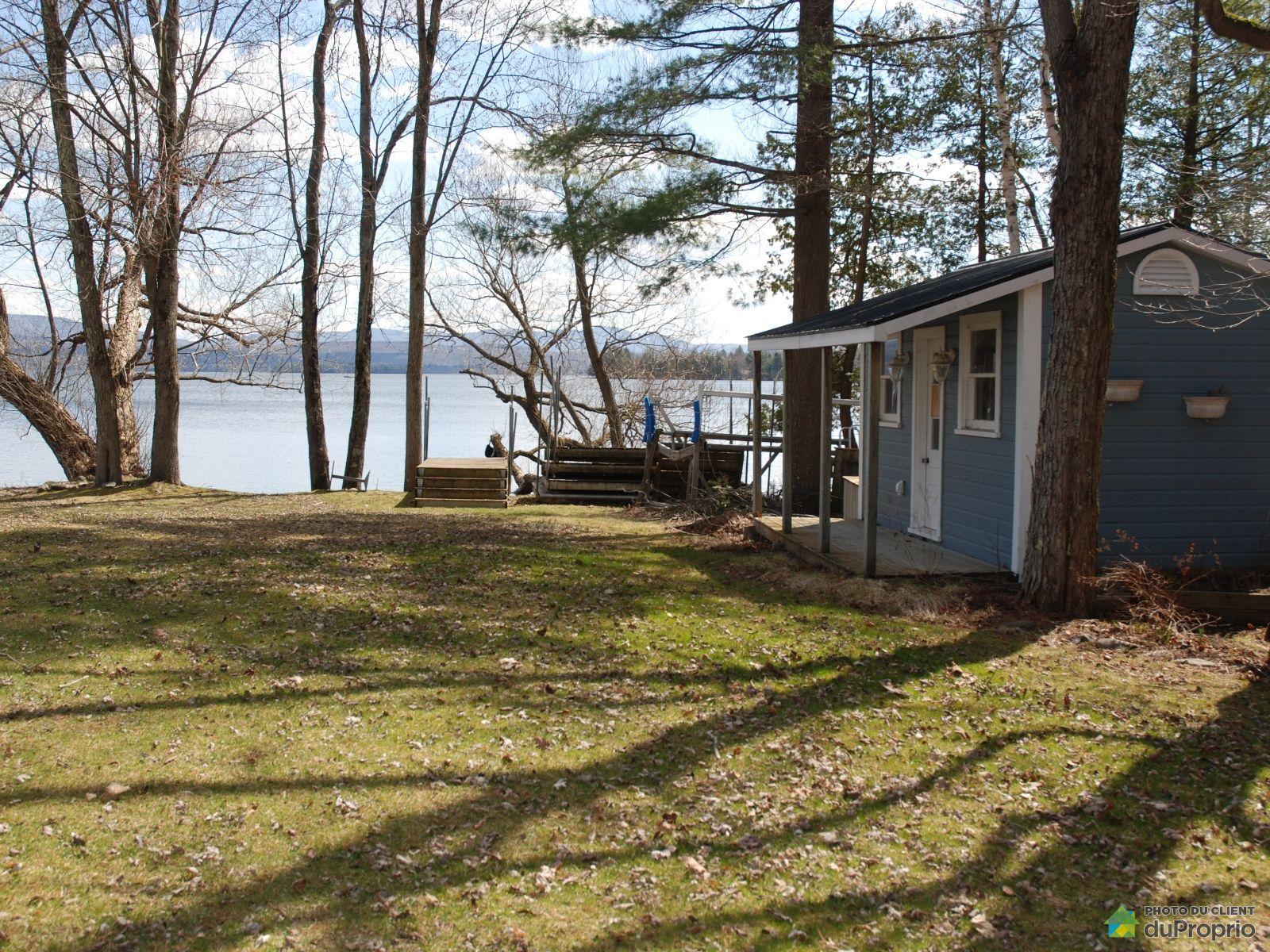 maison 224 vendre lac brome 102 chemin de la baie rock island immobilier qu 233 bec duproprio 695981