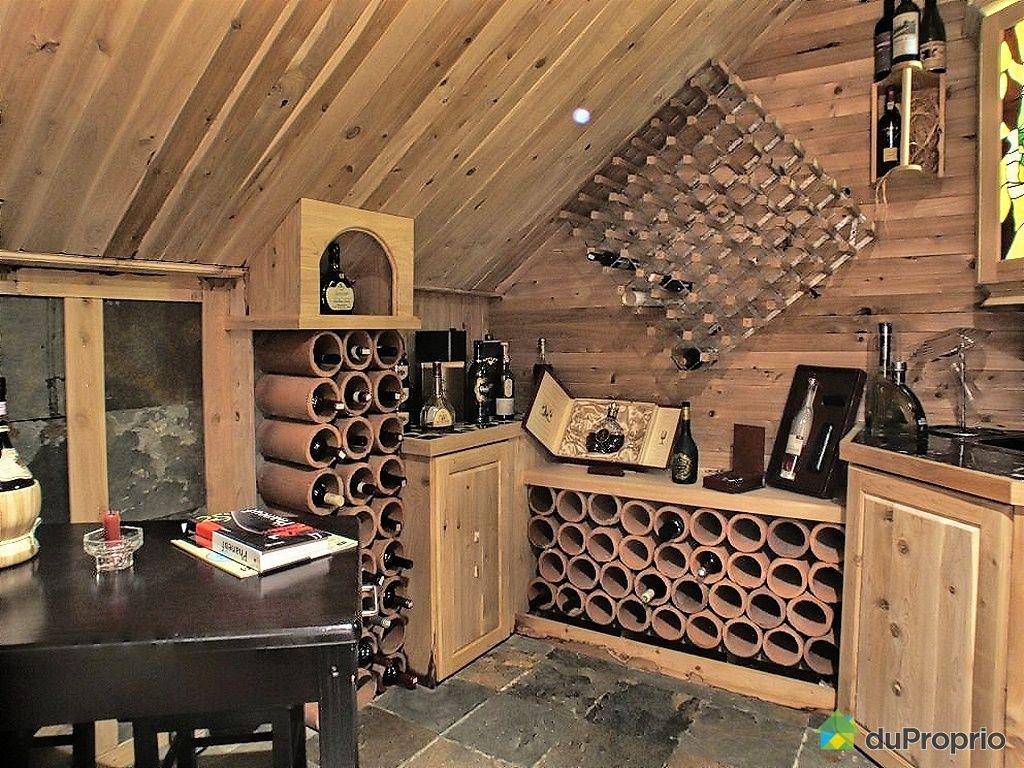 Cave A Vin Fait Maison