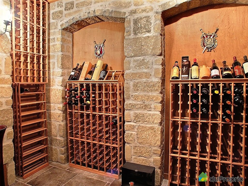 Cave Vin Maison Cinéma-maison · Cave à Vin