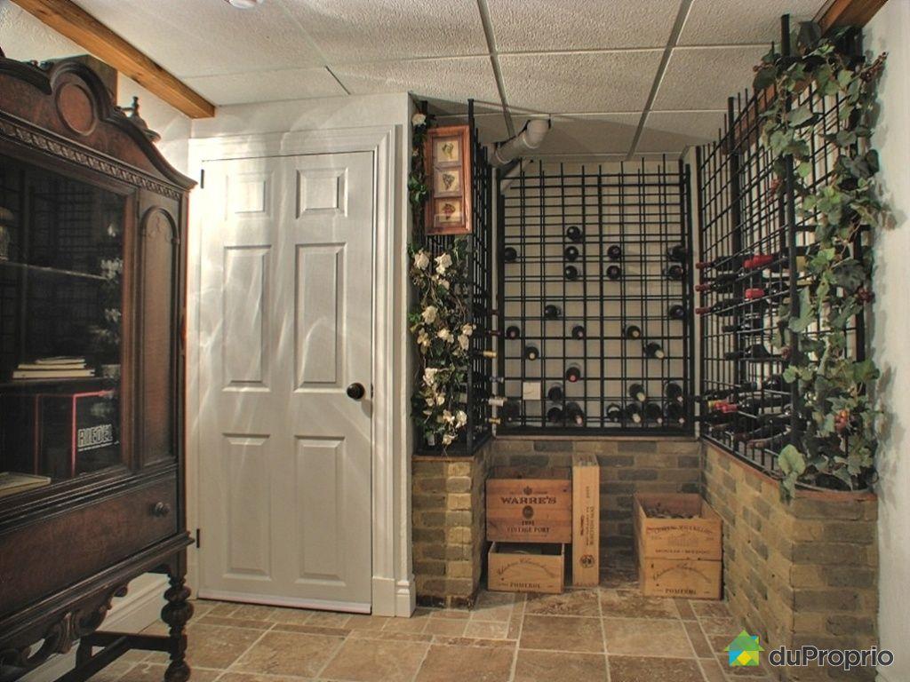 Maison vendu terrebonne immobilier qu bec duproprio 228622 for Cave a vin maison