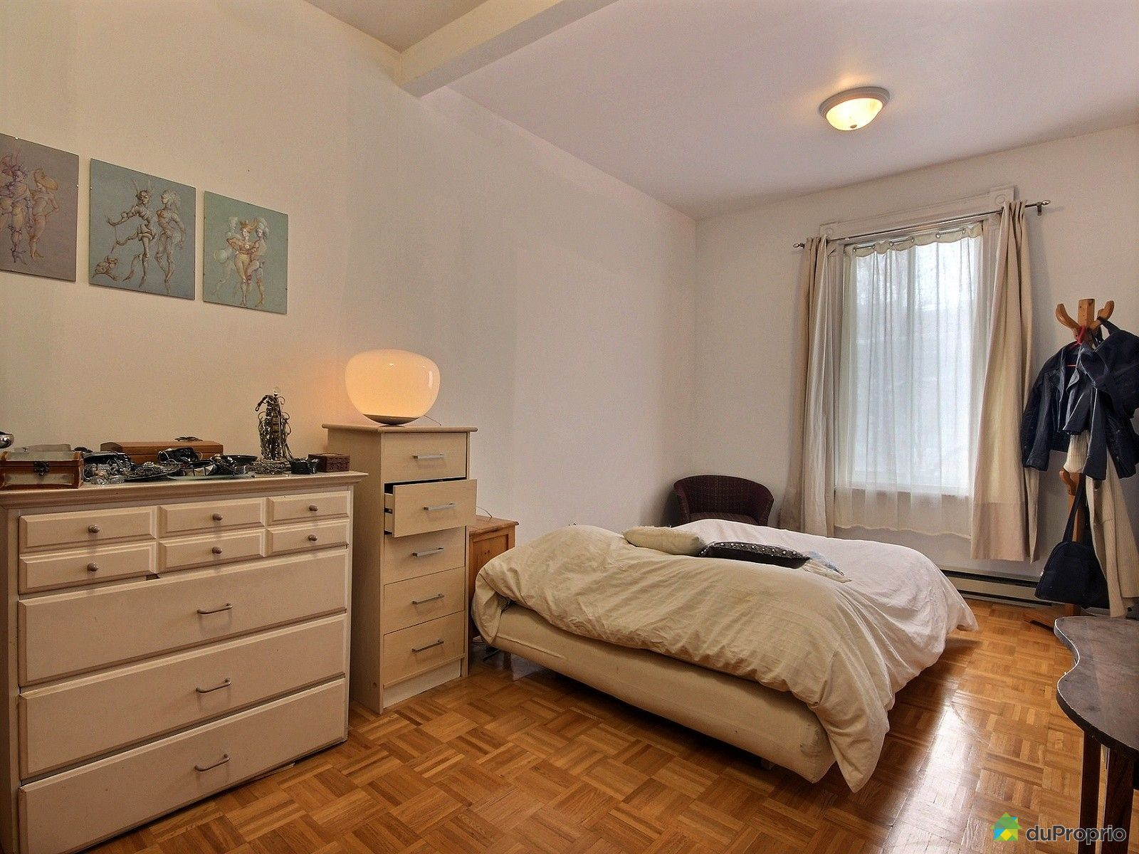 Duplex Vendre Montr Al 6032 34 Rue D 39 Aragon Immobilier