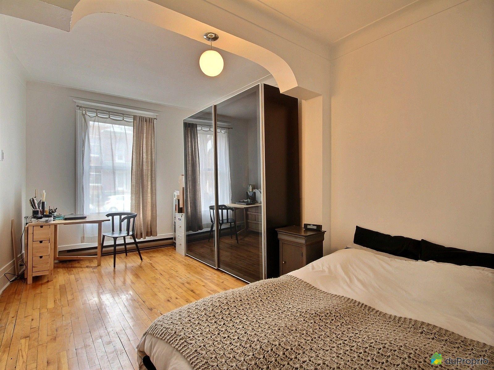 Duplex vendu montr al immobilier qu bec duproprio 694991 for Extension chambre
